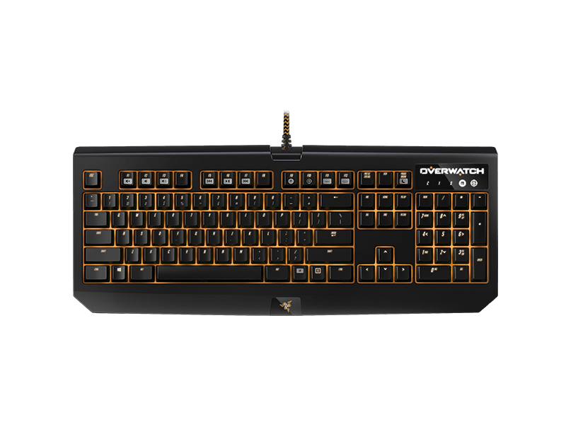 Купить Overwatch Razer Blackwidow Chroma за 13990.00 ₽
