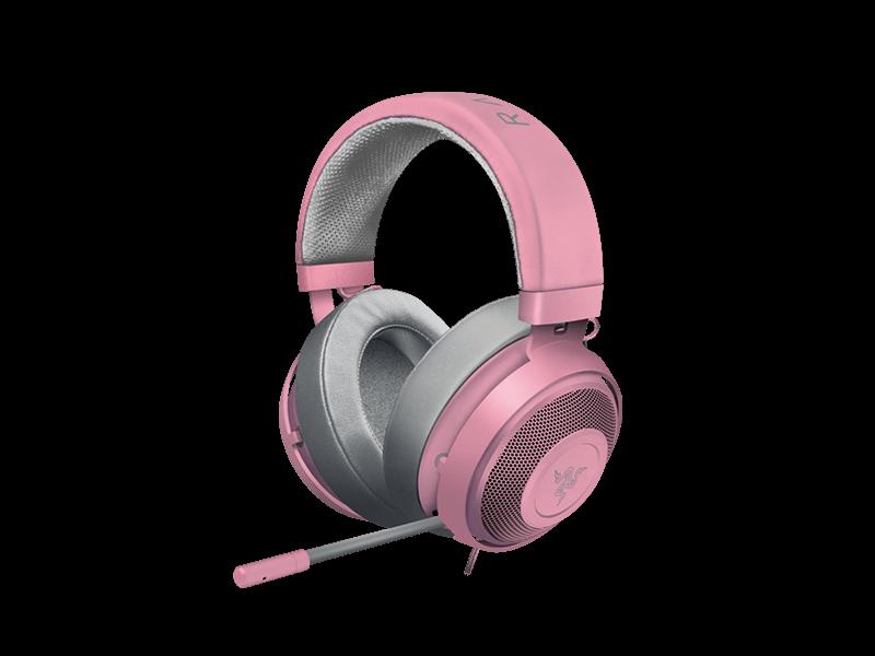 Купить Razer Kraken Pro V2 Oval, Quartz Pink за 7990.00 ₽