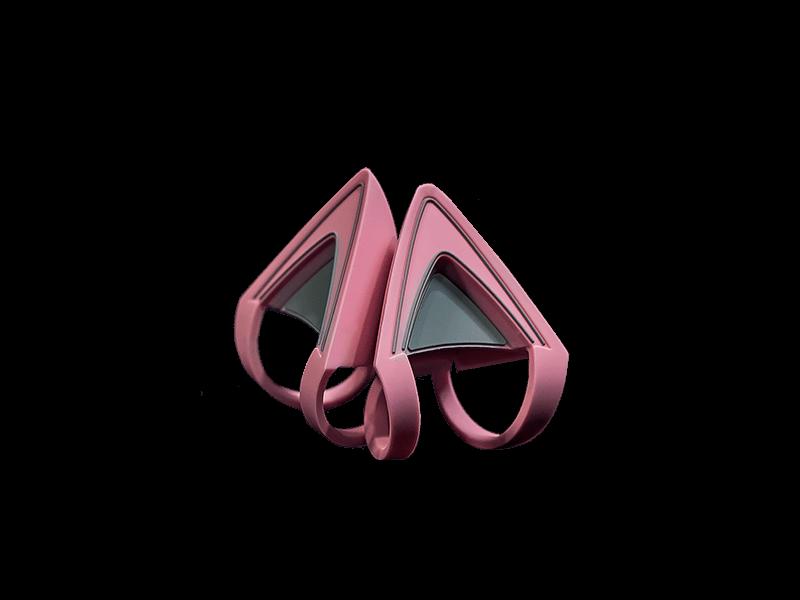 Купить Razer Kitty Ears, Quartz Pink за 1690.00 ₽