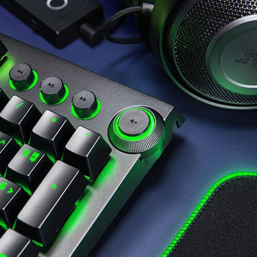 Многофункциональное цифровое колесико и мультимедийные клавиши