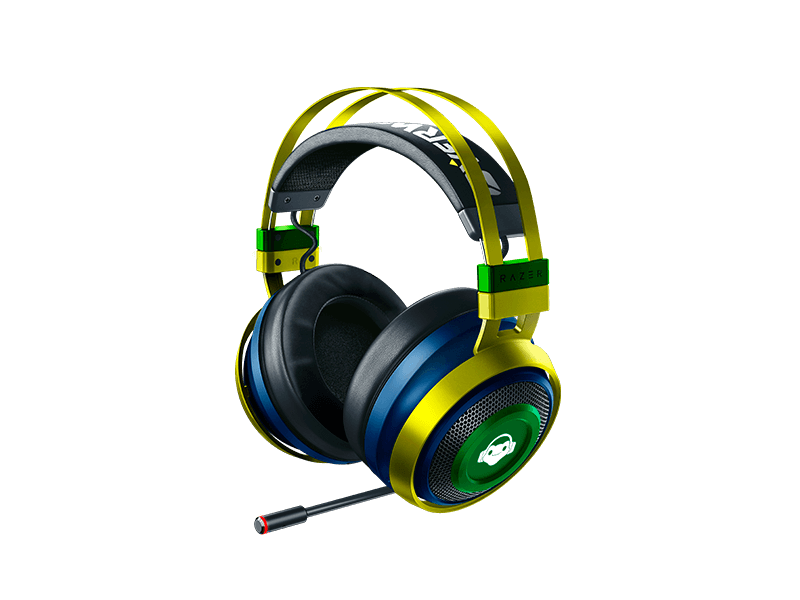 Купить Razer Nari Ultimate Overwatch Lúcio Edition за 16989 ₽