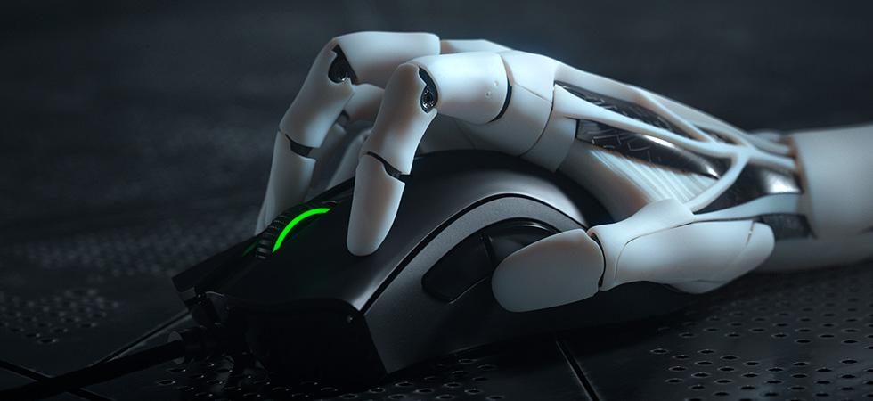 Новая эргономичная мышь Razer DeathAdder V2