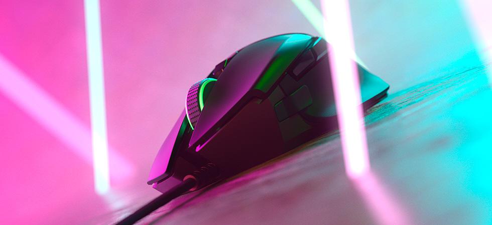 Улучшенная версия проводной мыши Razer Basilisk V2