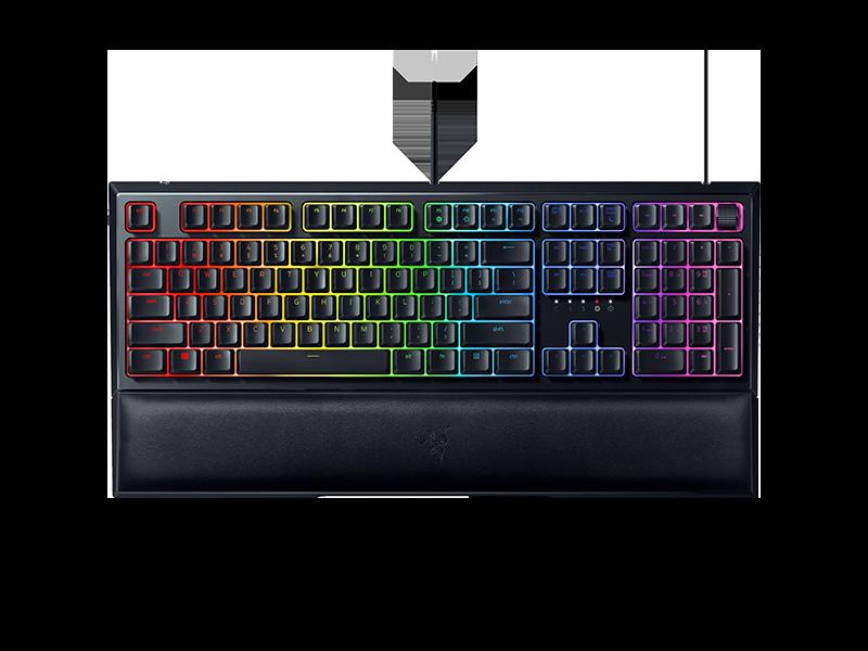 Razer Ornata V2 - Купить игровую клавиатуру на Rzer.ru