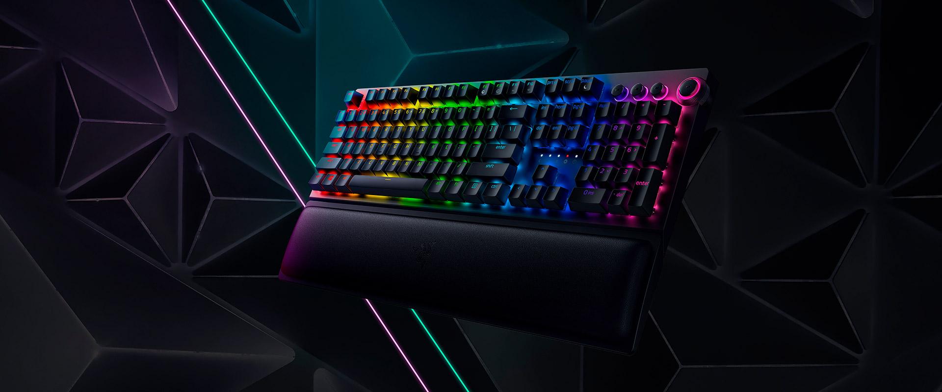 Беспроводная механическая клавиатура Razer BlackWidow V3 Pro