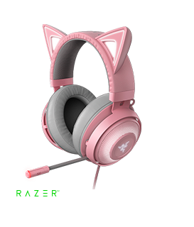 Razer Kraken Kitty Edition Quartz