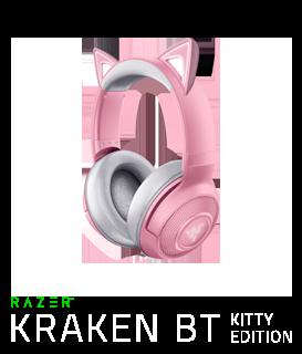 Razer Kraken BT Kitty Edition Quartz