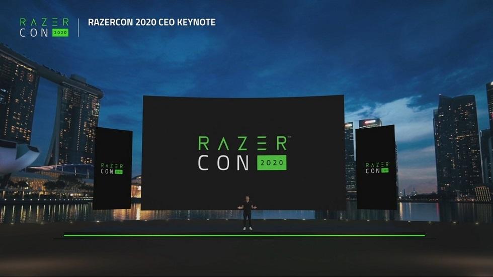 Razer Сon 2020