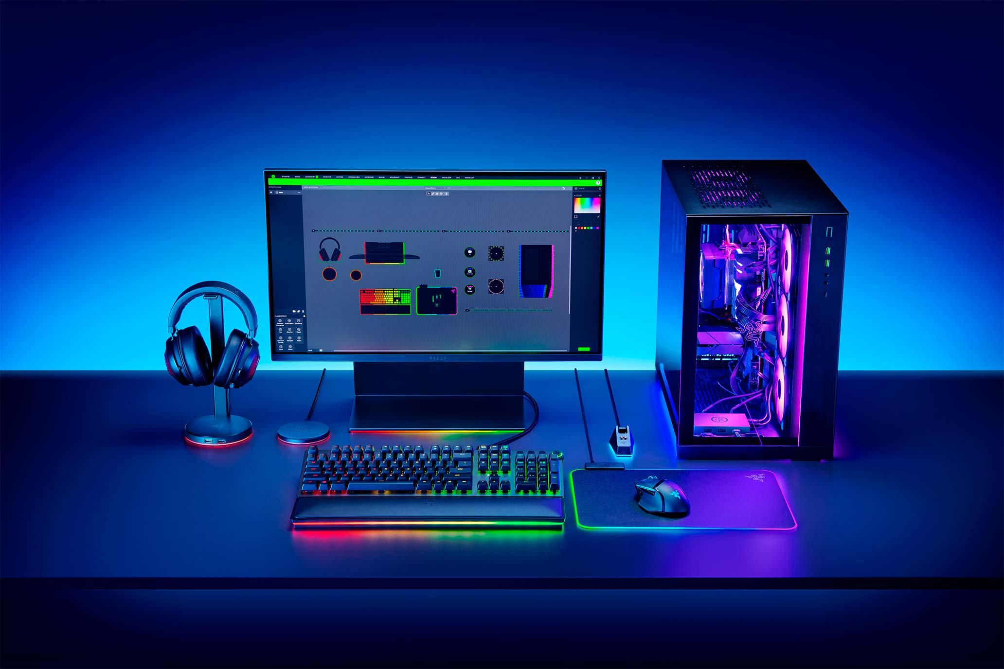 RGB контроллер и новые аксессуары с поддержкой Razer Chroma RGB