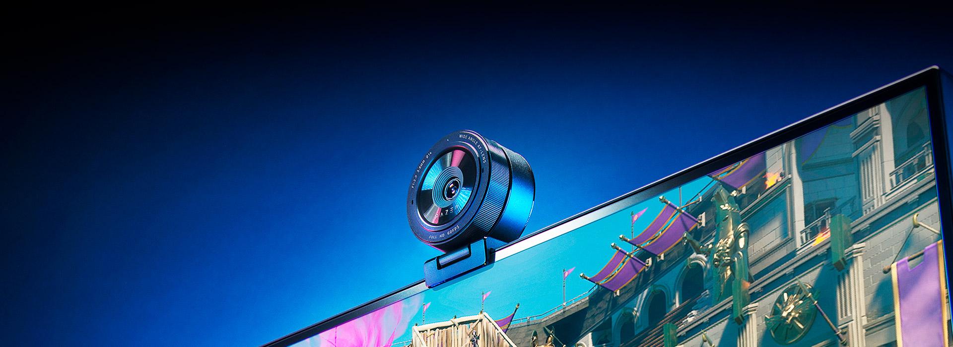 Веб-камера Razer Kiyo Pro