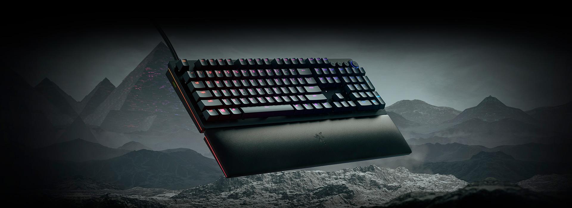 Игровая клавиатура Razer Huntsman V2 Analog