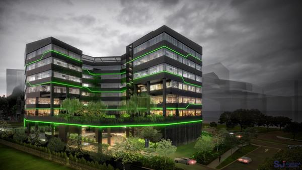 Строим Зелёную организацию