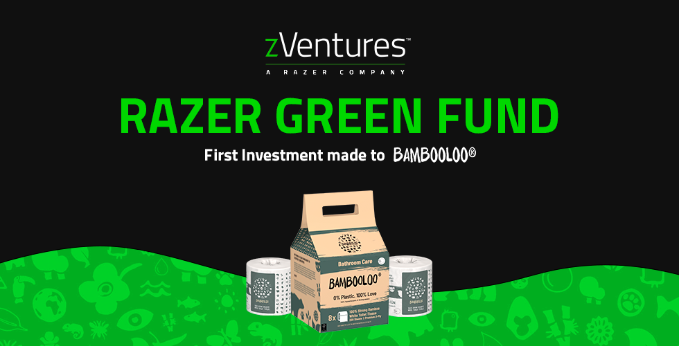 Razer Green Fund инвестирует в BAMBOOLOO