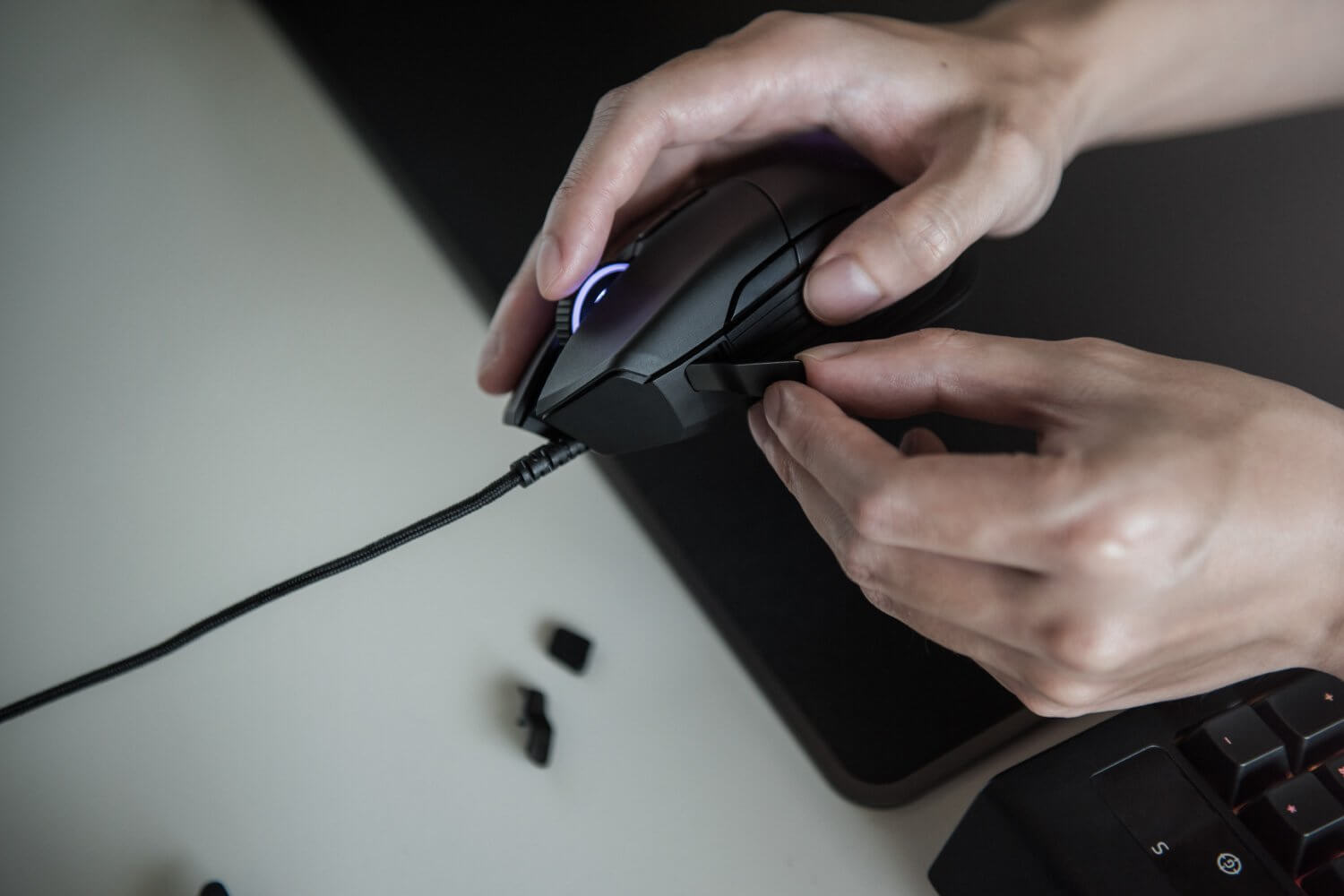 Razer Basilisk Gaming Mouse for FPS