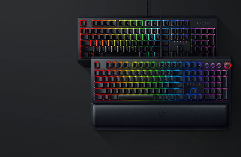 RAZER BLACKWIDOW VS RAZER BLACKWIDOW ELITE