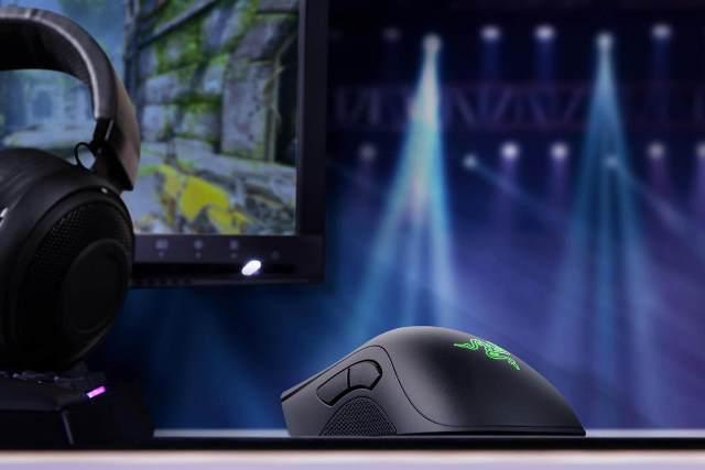 Razer DeathAdder Elite - ждет своего часа