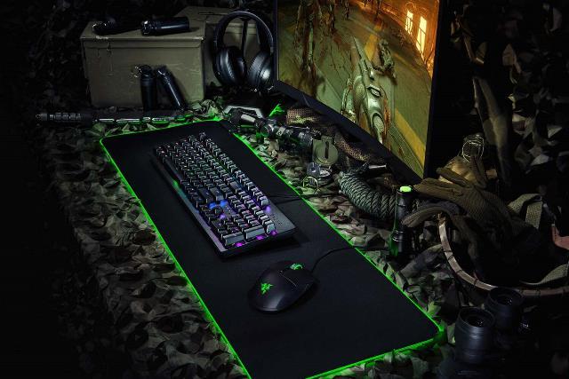 Razer Huntsman - игровое пространство