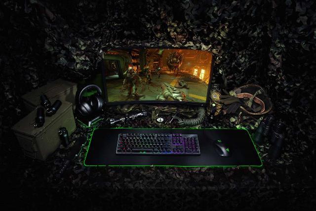 Razer Huntsman - лучшее оружие геймера