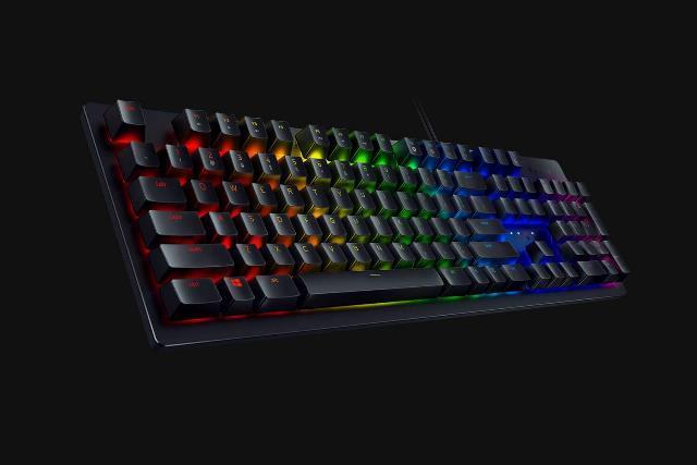 Razer Huntsman - подсветка Chroma