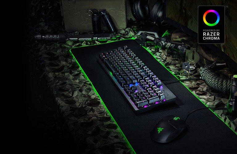 Razer Huntsman - игровая клавиатура