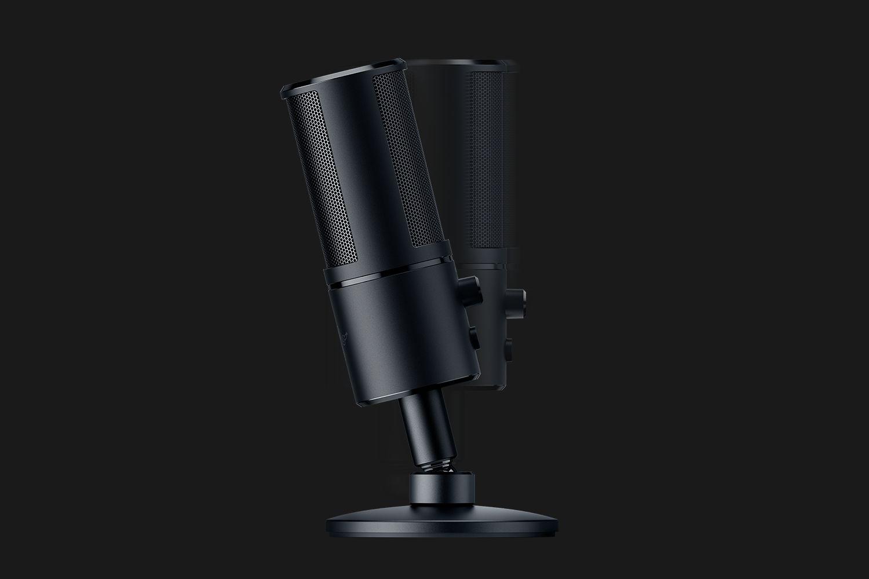 Razer Seiren X - возможности наклона