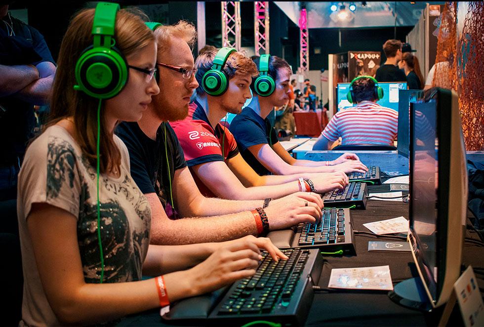 Razer на GamesCom 2019