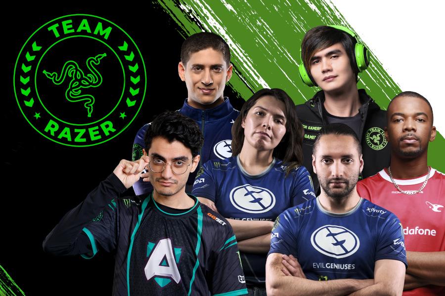 Команда Razer 2019