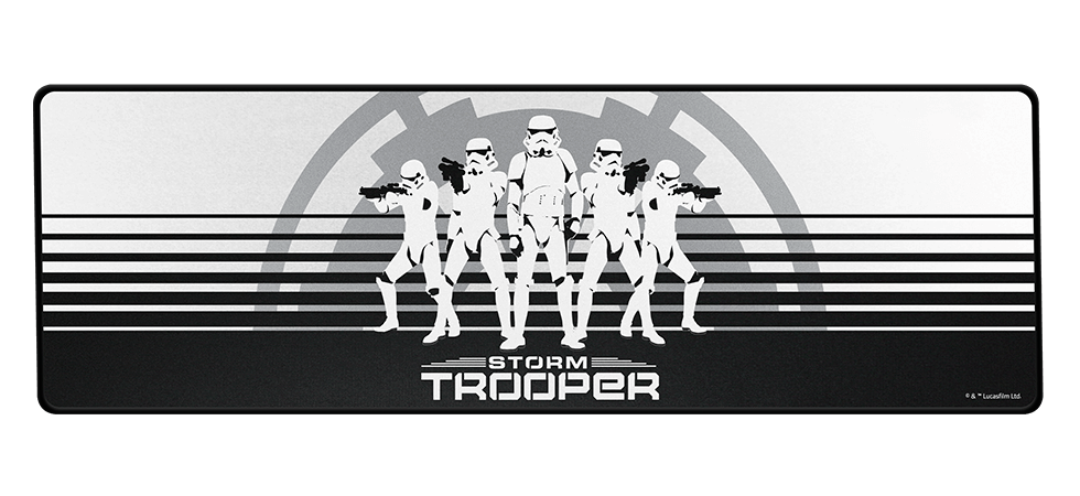 Goliathus Extended Gaming Mouse Mat – Stormtrooper™ Edition