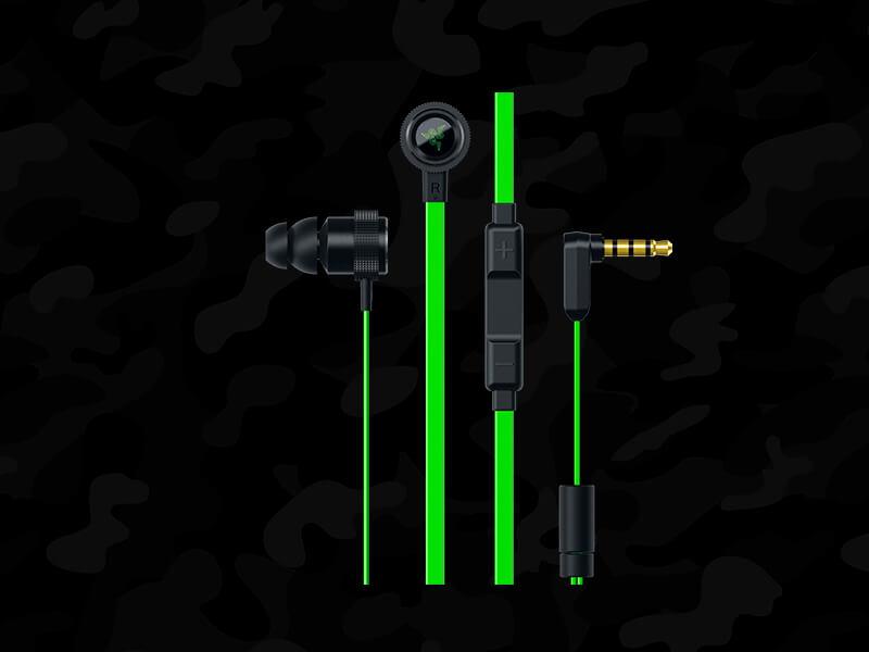 Купить Razer Hammerhead Pro v2 за 5290 ₽