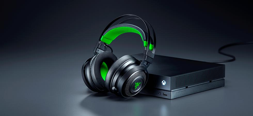 Новая гарнитура Razer Nari Ultimate для Xbox One