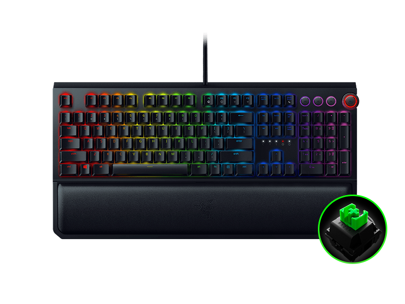 Купить Razer BlackWidow Elite за 13990 ₽