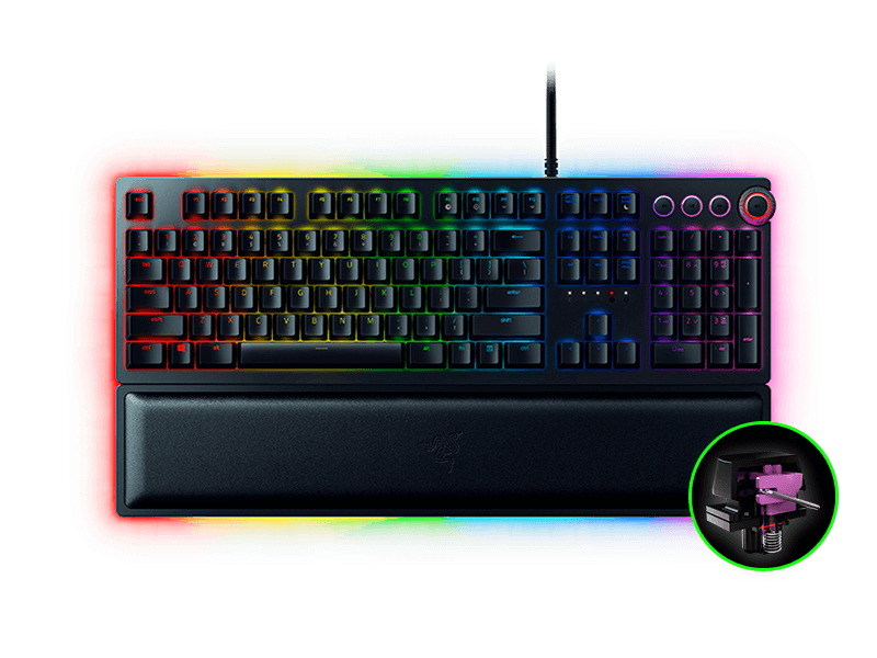 Купить Razer Huntsman Elite за 19990.00 ₽