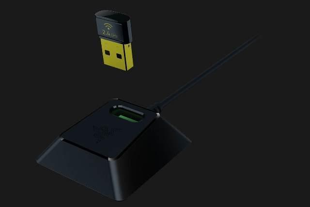 Razer Mano'War - беспроводной передатчик